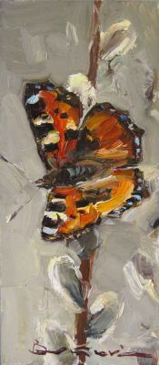 Select Sold Works: Ivan Vityuk - Butterfly