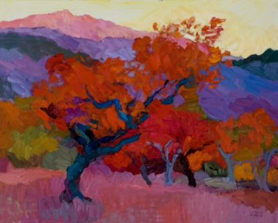 Larisa Aukon - Canyon Encounter