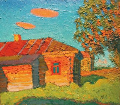 Yuri Lobachev - Village of Olepnitsy