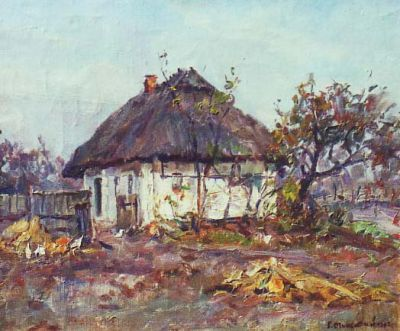 Grigori Minskie - Old Farm Cottage