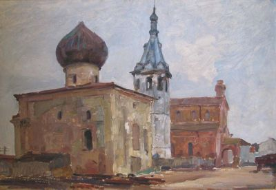 Erikh Rebane - Church, 1966