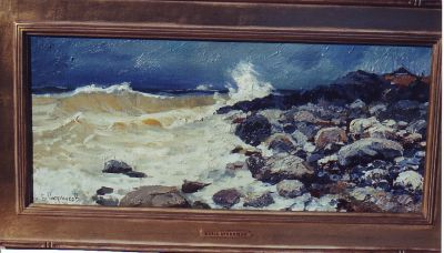 Sold Works: Boris Spornikov - Northern Shores, Murmansk