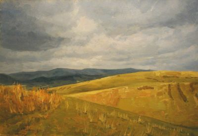 Sold Works: Boris Spornikov - Ukrainian Fields