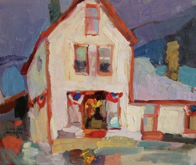 Larisa Aukon - White House