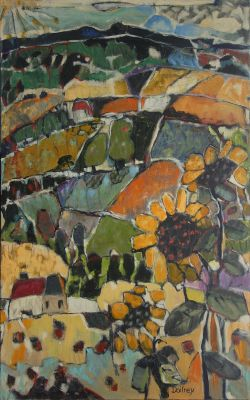 Toni Doilney - Sunflowers