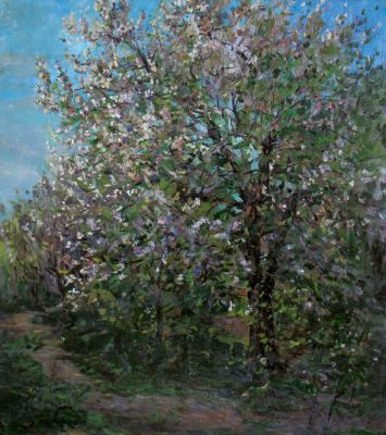 Sergei Gerasimov - Flowering Tree