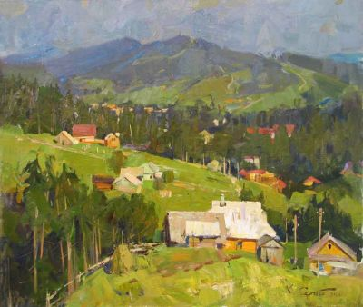 Sergei Kovalenko - Summer in the Mountains