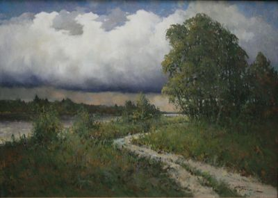 Select Sold Works: Alexander Kremer - Last Rain