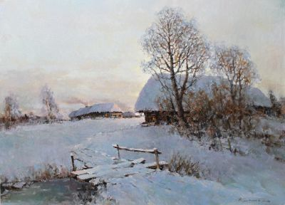 Alexander Kremer - Frosty Morning
