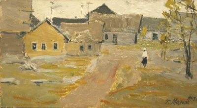Sold Works: Gavriil Malysh - In the Country