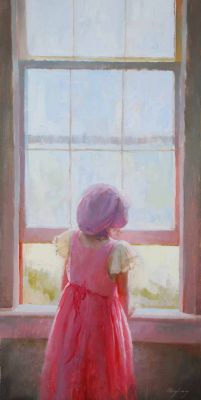 Select Sold Works: Marci Oleszkiewicz - Beyond the Window Pane